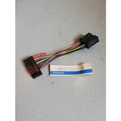 Radiostekker kabelboom 3533381 NOS vanaf 1994- Volvo 850