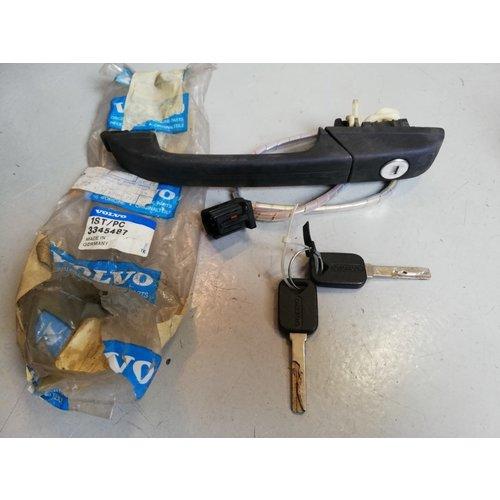 Door handle door handle outside LH 3345487 NOS Volvo 400 series