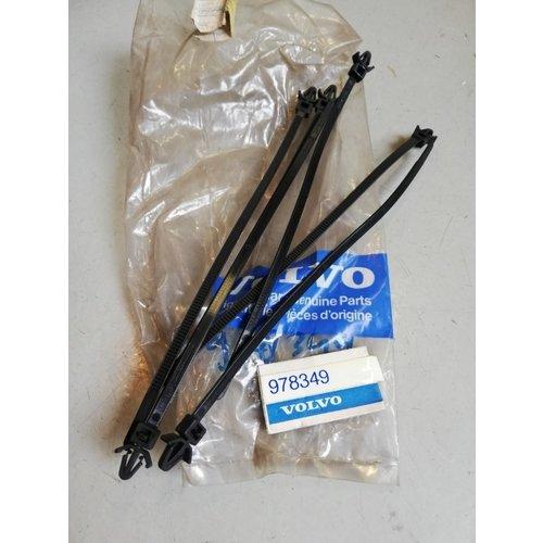 Kabelklem, kabelbinder 978349 NOS Volvo S60