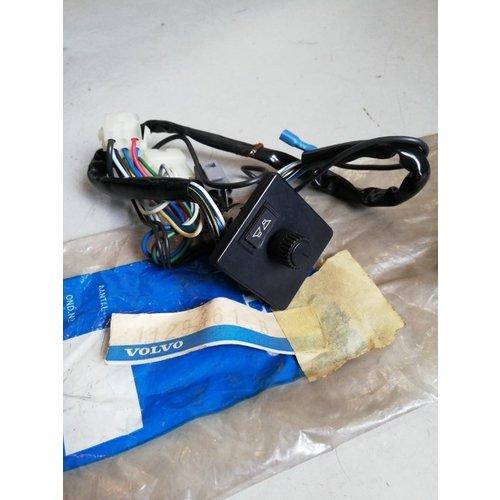 Potentiometer, balansregelaar audio 1129461-8 NOS Volvo 240, 260