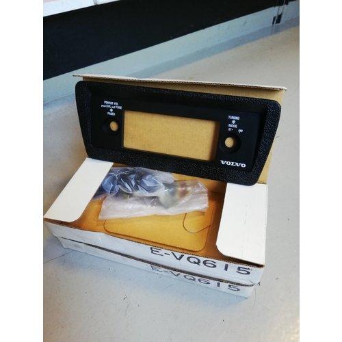 Radiopaneel frontpaneel 2000 kit 1343015 NOS Volvo 200, 300, 700  serie