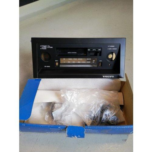 Radio panel front panel CR-603i 1343075 NOS Volvo 200, 300, 700 series