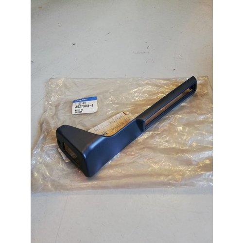Defroster nozzle blue LH door panel 3527988 NOS Volvo 740, 940
