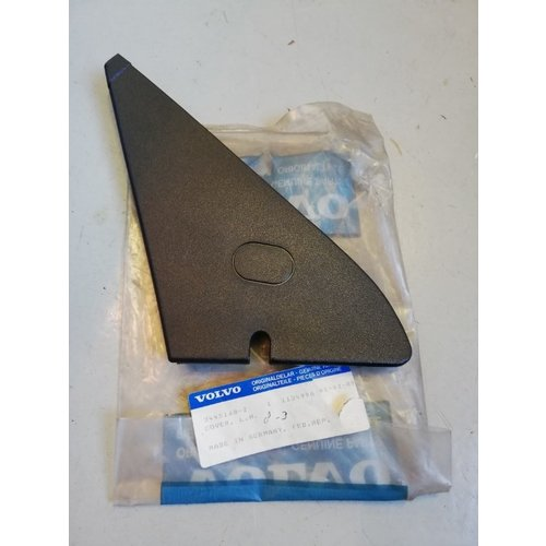Cover cap outside mirror LH 3445168 NOS Volvo 440, 460