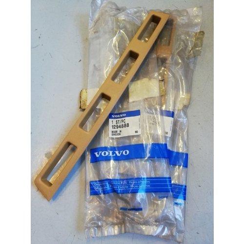 Hat shelf, venetian blind beige 1294888 NOS Volvo 240, 260