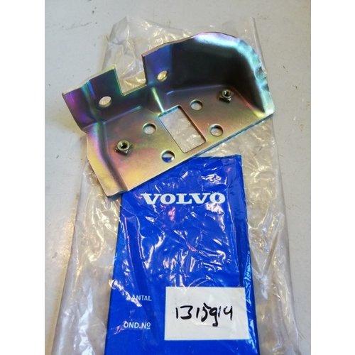 Reinforcement plate tailgate lock 1315914 NOS Volvo 240, 260