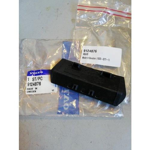 Rubber plate roof rack 9124876 NOS Volvo 850, 940, 960, S40, S70, S90, V40, V70, V70 XC, V90