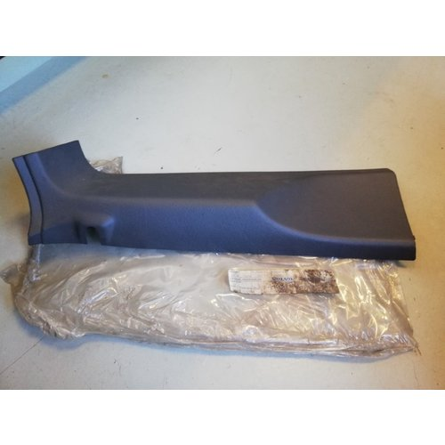 Luggage compartment trunk LH gray 3519679 NOS Volvo 740, 940