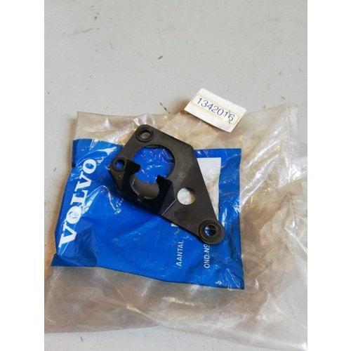 Clip, steun buitenspiegel RH 1342016 NOS Volvo 760