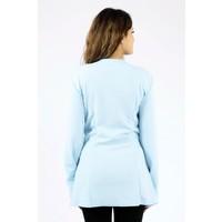 Vest Lichtblauw