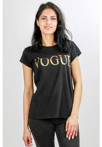 Top Vogue Zwart
