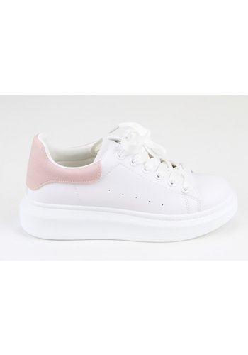 Sneakers White/Pink 980