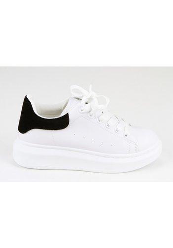 Sneakers White/Black 980