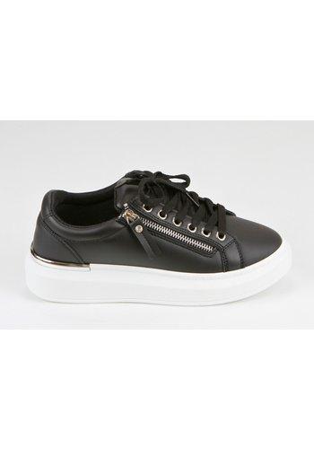 Sneakers Zwart 8551