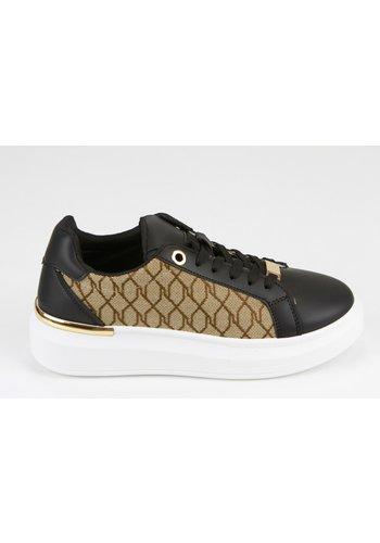 Sneakers Zwart 8591
