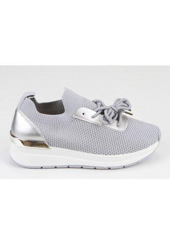 Sneakers Grijs 8553