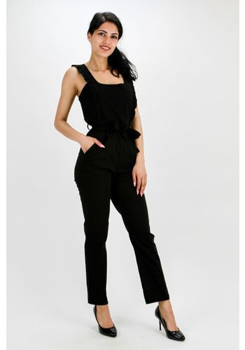 Nyf Jumpsuit Zwart