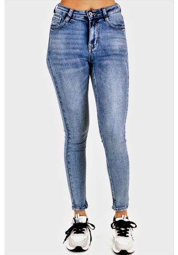 Liz Jeans Blauw