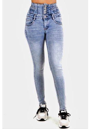 Lizzy Jeans Blauw