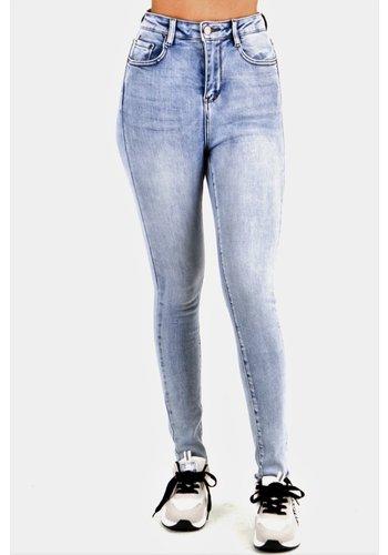 Linde Jeans Blauw