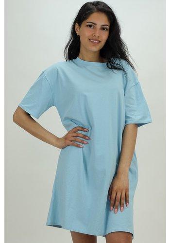 Dior Bigshirt Lichtblauw