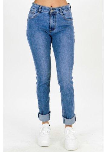 Femke Jeans Blauw