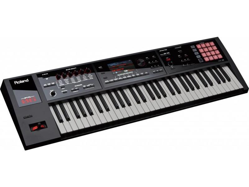 ROLAND FA-06  Music Workstation synthesizer