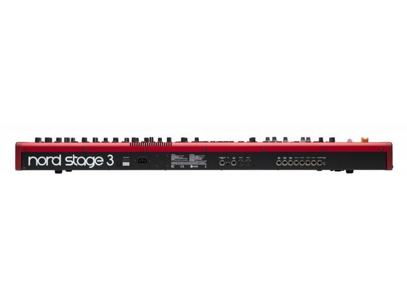 NORD Stage 3 Compact met fysieke drawbars