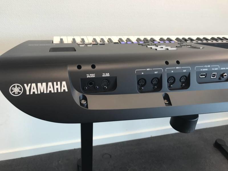 Yamaha  Yamaha Genos  B-stock
