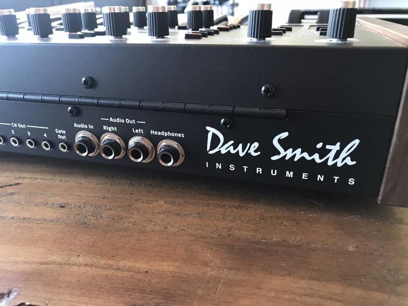Dave Smith Dave Smith PRO 2 (Jong Gebruikt)
