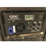 QSC QSC KS212C actieve cardioïde subwoofer