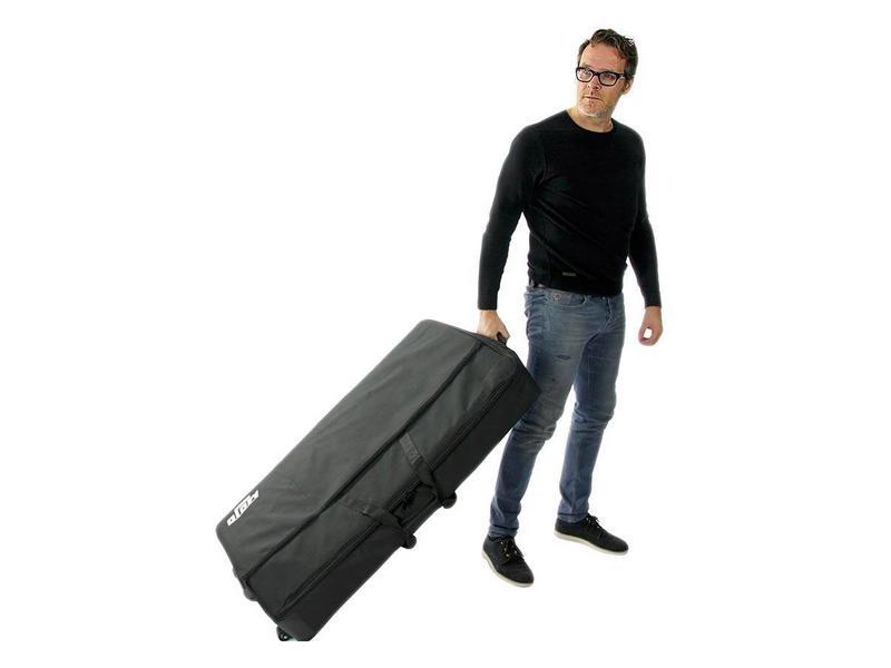 Crumar MoJo Softcase met wielen