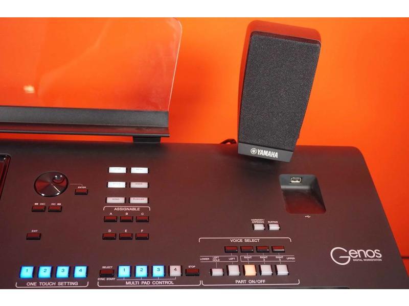Yamaha Genos XXL Set (jong gebruikt)