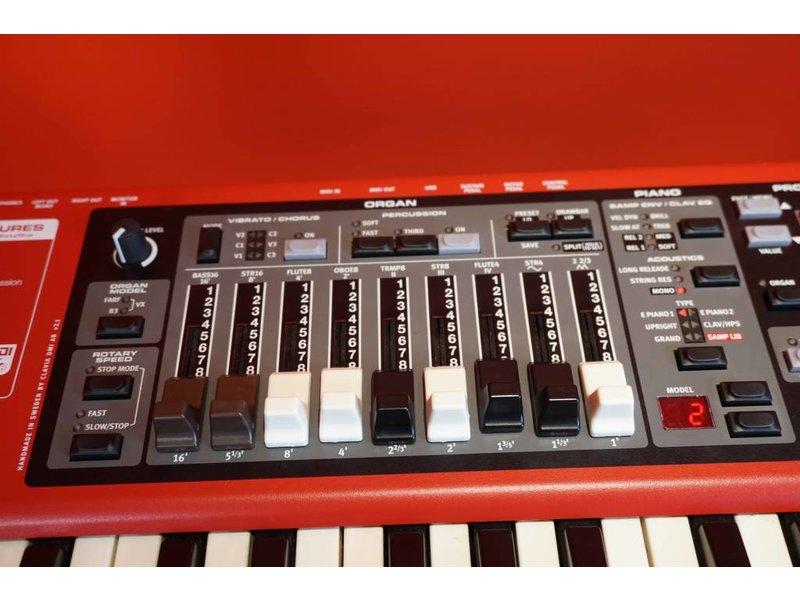 NORD Electro 4D 61 (jong gebruikt)