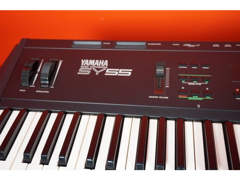 Yamaha  SY55 Vintage Synthesizer (gebruikt)