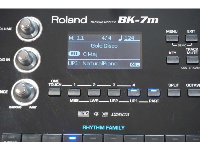 ROLAND  BK7M (B-stock)