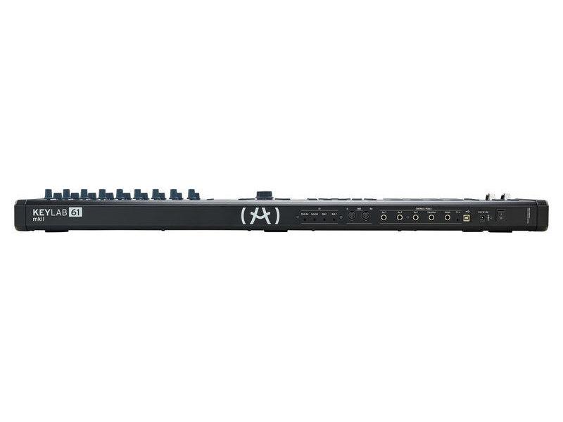Arturia Keylab 61 MkII Zwart