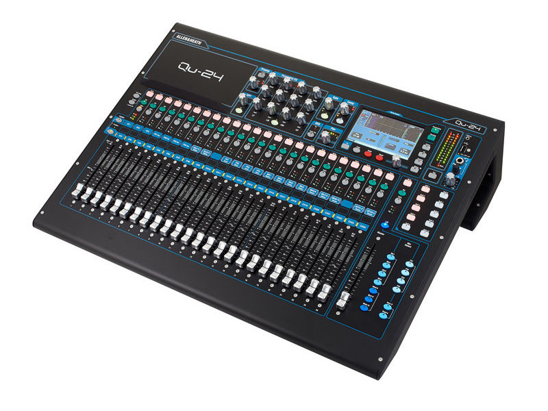 Allen & Heath QU24