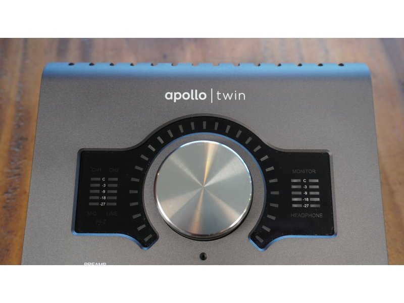 Universal Audio Apollo Twin (B-stock)
