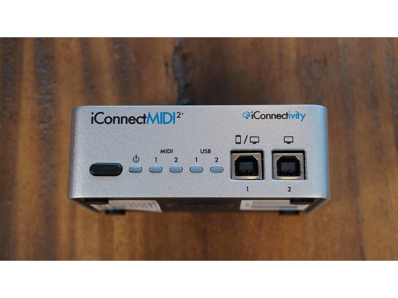 IConnectMIDI2+ (B-stock)