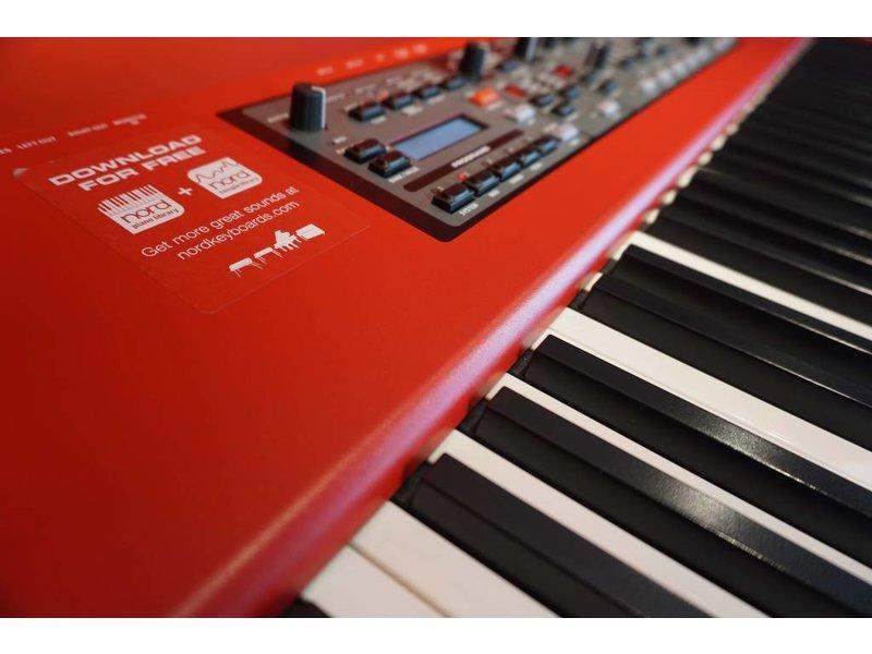 NORD Piano 2 HP73 (jong gebruikt)