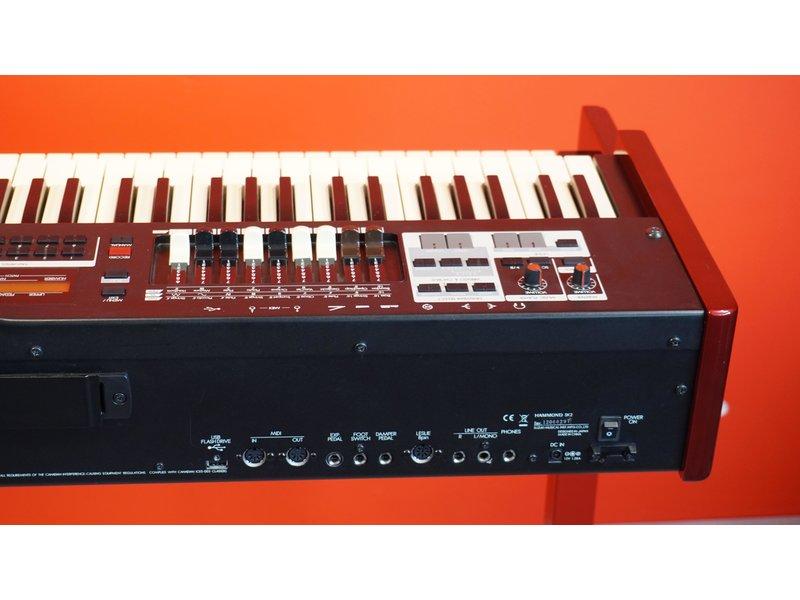 Hammond SK2 (jong gebruikt met softcase)