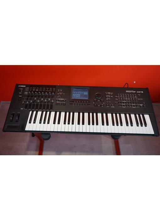 Yamaha Motif XF6 (gebruikt)