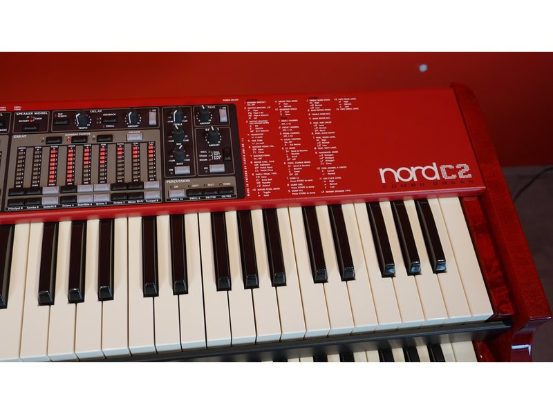 NORD C2 (jong gebruikt)
