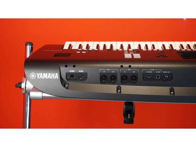 Yamaha  Yamaha Genos  Jong Gebruikt