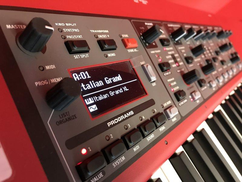 NORD Piano 3 HA88 Jong Gebruikt