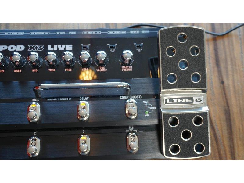LINE 6 Pod X3 Live gitaarpedaal