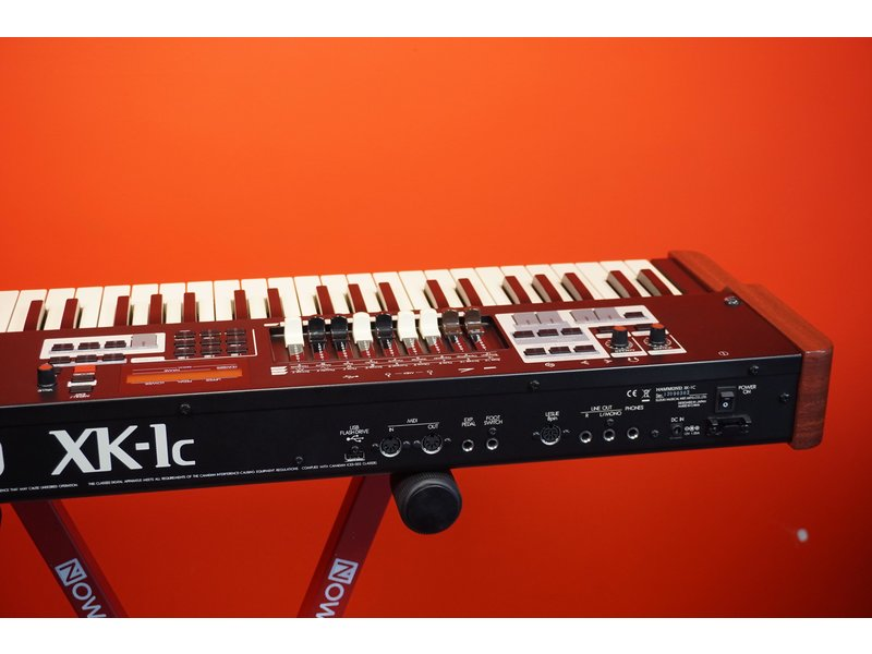 Hammond XK1C (jong gebruikt)
