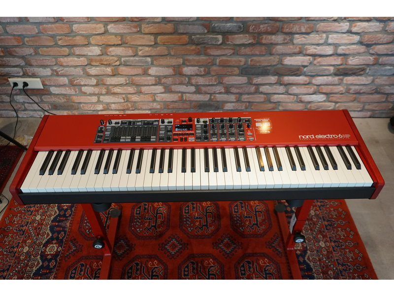 NORD Electro 6 HP (B-stock)