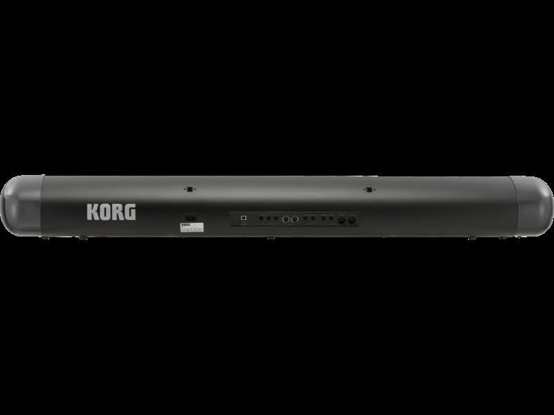 KORG SV-2 88 ZWART